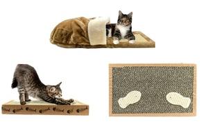 Grattoir ou chausson pour chat