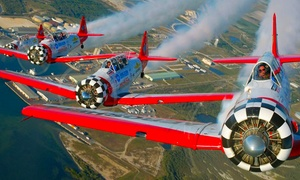 Greenwood Lake Air Show: Greenwood Lake Air Show on August 12–14