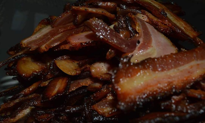 Uncle Rich's House Of Bacon - Northeast Virginia Beach: $7 for $12 Worth of Casual American Food — House of Bacon