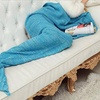 Up to 48% Off Personalized Mermaid or Shark-Tail Blankets