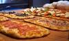 GRIMALDA - Grimalda: Menu con pizza al metro da 60 o 100 cm, dolce e birra per 2 o 4 persone al ristorante Grimalda (sconto fino a 68%)
