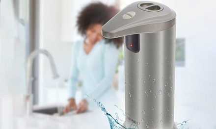 $25 for a TouchFree Infrared Hand Soap Dispenser