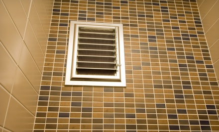 $90 for Air-Duct Cleaning for Up to 10 Vents from Nature's Air Duct Cleaning ($225 Value)