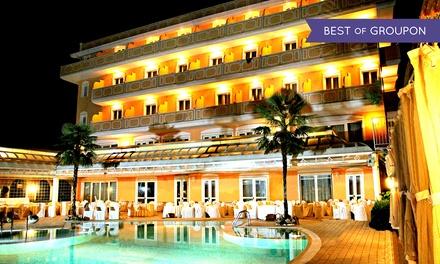 Cilento, Grand Hotel Osman 5* - 1 o 2 notti in camera doppia standard con colazione, aperitivo, Spa e 1 massaggio per 2
