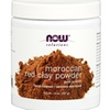 Now Foods Solutions Moroccan Red Clay Powder (6- or 14-oz)