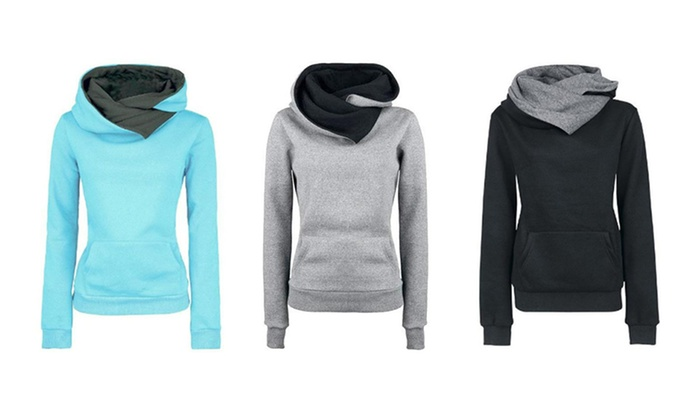 Groupon Goods: Hoodie (Shipping Included)