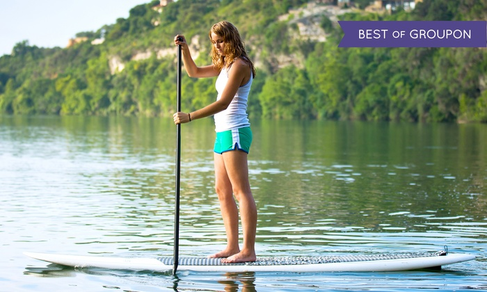 Northwest River Guides - Oregon City: Willamette Falls Kayak or Standup-Paddleboard Tour for Two, Four, or Six from Northwest River Guides (Up to 72% Off)