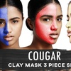 Cougar Beauty Clay Pamper Pack (3-Piece)