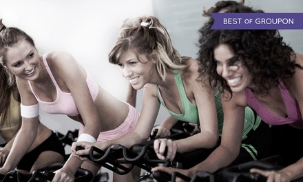 $29 for 1 Month of Unlimited Cycling Classes Plus Full Gym Access and a Fitness Assessment ($175 Value)