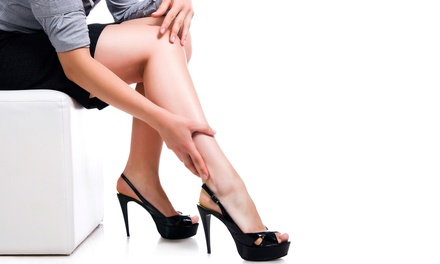 One or Two Spider-Vein Treatments at Premier Vein Institute (Up to 56% Off)