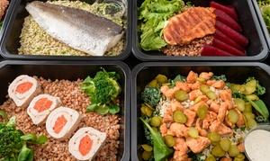 Egobody: Catering dietetyczny biurowy 700 kcal od 84,99 zł i więcej opcji z firmą Egobody Catering Dietetyczny