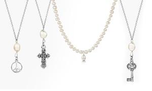 Colliers perles de culture