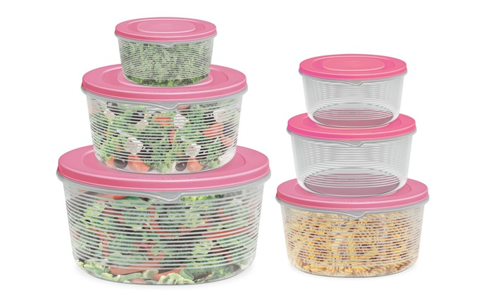 Up To 20 Off on Milton Containers with Lids Groupon Goods