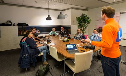 Eindhoven: workshop Photoshop of Lightroom bij VDV Fotografie voor 1 of 2 personen