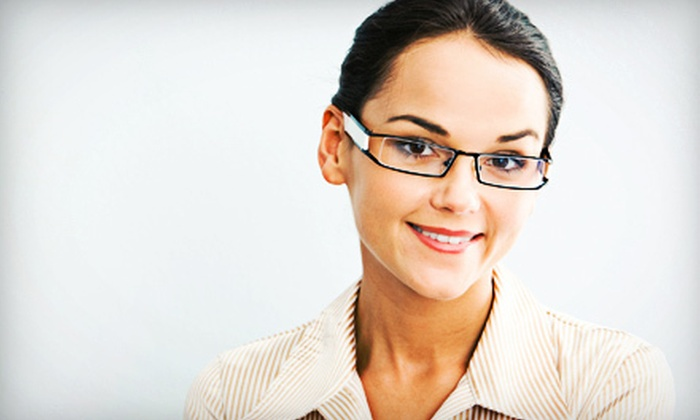 Vincent Optical - Vincent Optical: $19 for $200 Worth of Prescription or Nonprescription Sunglasses, Glasses, or Contact Lenses at Vincent Optical