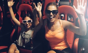 7D Cinema: 7D Movie Experience - One ($7.50), Two ($15), Four ($30) or Six Tickets ($45) at 7D Cinema (Up to $90 Value)