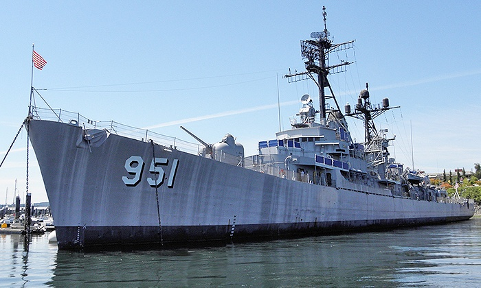 Bremerton Historic Ships Association - West Bremerton: All-Day Admission for Two or Four to the USS Turner Joy Historic Museum (Up to 55% Off)