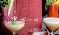 Four or Six Cocktails at The Redchurch Bar (Up to 60% Off)