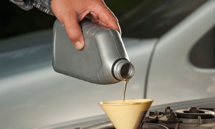 Car Land - Campbell: One or Three  Oil-Change or Auto-Care Packages   at Car Land (Up to 90% Off)