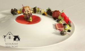 Terborght: Menu Michelin en plusieurs services à partir de 54,99 € au restaurant Terborght