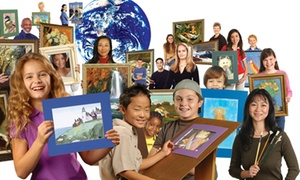 Mission: Renaissance: Four Introductory Art Classes for Kids, Teens, or Adults at Mission: Renaissance (Up to 71% Off)