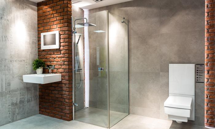 Projekt 3d I Wyposażenie łazienki Groupon