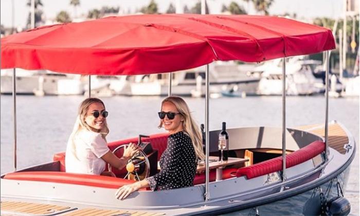 Groupon Duffy Boat Newport Beach Travel Guide