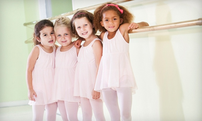 Michigan Academy of Dance & Music - Dexter: $29 for Six Weeks of Kids' Dance Classes at MI-Fit ($75 Value)