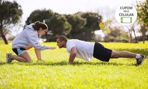 Equilibrium, Clube de Corrida e Caminhada: Equilibrium – 1 ou 3 meses de clube de corrida e treinamento funcional
