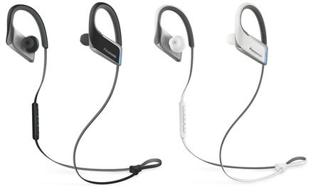 Panasonic InEar Bluetooth WaterResistant Headphones With Free Delivery