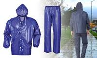 חליפת גשם אטומה למים