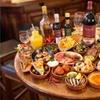 Spanisches 12-Gänge-Gourmet-Menü