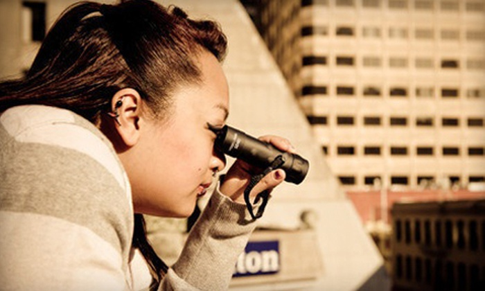 Foxhound Urban Adventures - Downtown San Francisco-Union Square: Urban Spy Adventure for Two or Four from Foxhound Urban Adventures (Up to 52% Off)