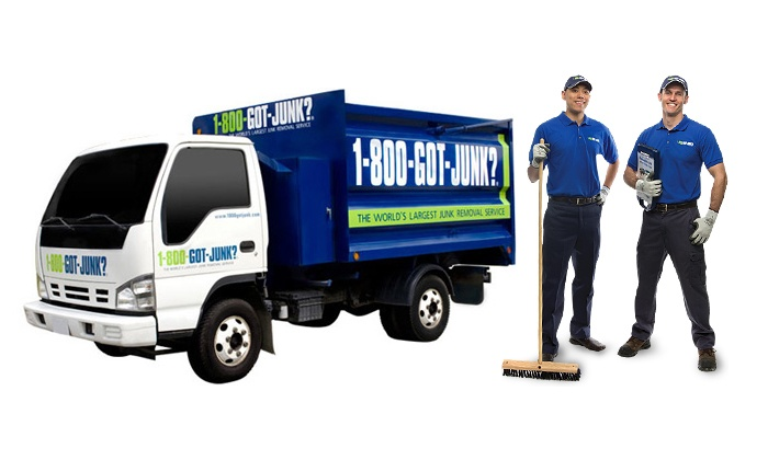 1-800-Got-Junk? - Mason: $89 for $199 Worth of Junk Removal from 1-800-GOT-JUNK?