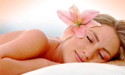Spa Day for One or Two with Massage, Sauna, and Salt-Glow Treatment at Plaza West Massage and Day Spa (Up to 56% Off)