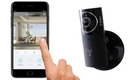 1, 2 ou 4 caméras panoramiques Sinji Wi-Fi HD