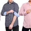 Elie Balleh Milano Italy Slim-Fit Men's Shirts