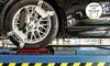 PNEU+ - PNEU+: PNEU+ – Taguatinga: alinhamento, balanceamento, rodízio de pneus, calibragem, check-up de 40 itens e mais