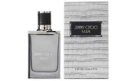 Jimmy Choo Man Eau de Toilette 30ml, 50ml or 100ml