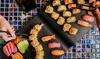 Sushi Platter for One