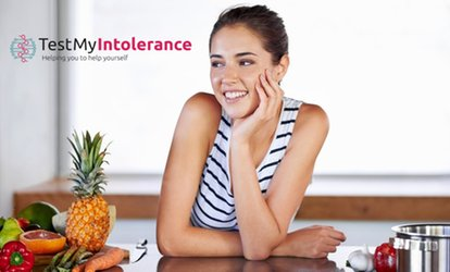 image for Bio Resonance Hair Test with Test My Intolerance (46% Off)