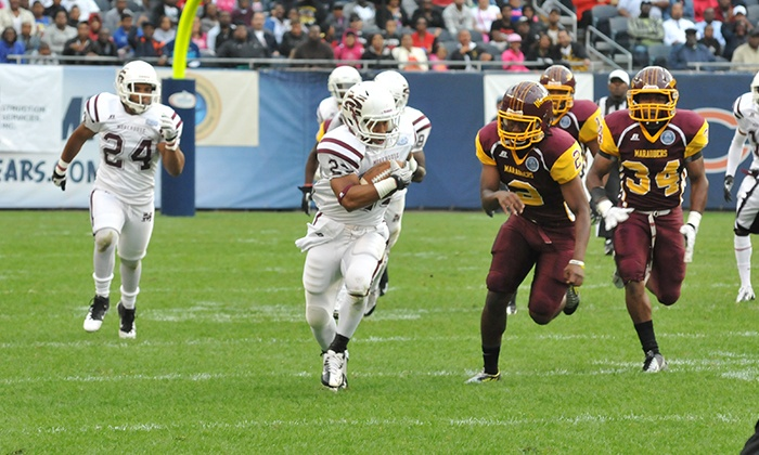 Chicago Football Classic: Central State University vs. Morehouse College - Soldier Field: Chicago Football Classic Between Central State and Morehouse College at Soldier Field on September 20 (Up to 55% Off)