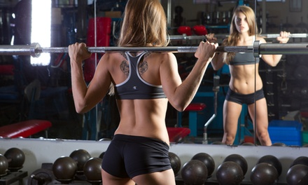 Two Personal Training Sessions with Diet and Weight-Loss Consultation from NirvanaFit (62% Off)