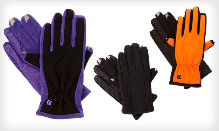 Isotoner SmarTouch 2.0 Gloves: $12 for Isotoner SmarTouch 2.0 Gloves (Up to $45 List Price). Eight Options Available.