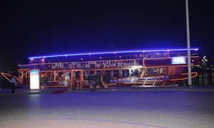 Creek Cruises: Two-Hour Dhow Cruise with Buffet Dinner for Up to Four from Creek Cruises