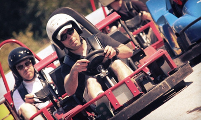 Richmond Go Karts - East Richmond: Go-Karting for Two or Four at Richmond Go Karts (Up to 57% Off)