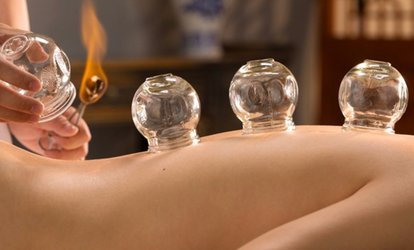 Cupping, Swedish, or Deep-Tissue <strong>Massage</strong> at <strong>Thai</strong> Healing Arts Center (Up to 60% Off)