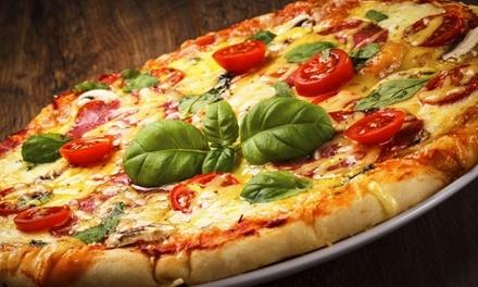 Pizza alla carta e birra, zona Piazza Napoli