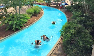 Alabama Splash Adventure: Full-Day Admission with Cash Credit for Two or Four at 