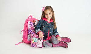 Back To School Pictures At Photo Studio: 4 Portrait Sheets & Optional Digital Image From Picture People (87% Off)
